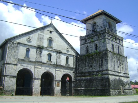 baclayon-church